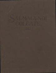 Page 1, 1911 Edition, Colgate University - Salmagundi Yearbook (Hamilton, NY) online yearbook collection