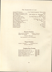 Page 15, 1911 Edition, Colgate University - Salmagundi Yearbook (Hamilton, NY) online yearbook collection