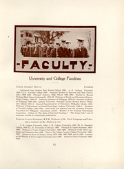 Page 16, 1911 Edition, Colgate University - Salmagundi Yearbook (Hamilton, NY) online yearbook collection
