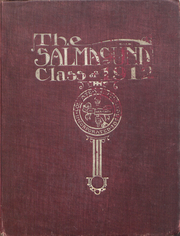 Colgate University - Salmagundi Yearbook (Hamilton, NY) online yearbook collection, 1912 Edition, Page 1