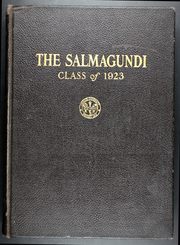 1923 Edition, Colgate University - Salmagundi Yearbook (Hamilton, NY)