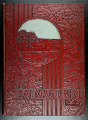 1939 Edition, Colgate University - Salmagundi Yearbook (Hamilton, NY)