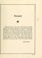 Page 9, 1924 Edition, Columbia University College of Pharmacy - Apothekan Yearbook (New York, NY) online yearbook collection