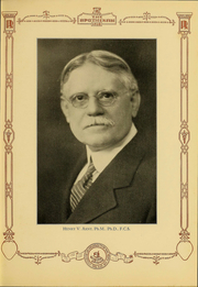 Page 9, 1931 Edition, Columbia University College of Pharmacy - Apothekan Yearbook (New York, NY) online yearbook collection