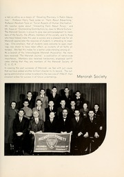 Page 81, 1936 Edition, Columbia University College of Pharmacy - Apothekan Yearbook (New York, NY) online yearbook collection