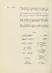 Page 86, 1936 Edition, Columbia University College of Pharmacy - Apothekan Yearbook (New York, NY) online yearbook collection