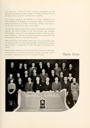 Page 87, 1936 Edition, Columbia University College of Pharmacy - Apothekan Yearbook (New York, NY) online yearbook collection
