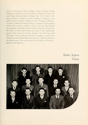 Page 89, 1936 Edition, Columbia University College of Pharmacy - Apothekan Yearbook (New York, NY) online yearbook collection