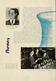 Page 14, 1943 Edition, Columbia University College of Pharmacy - Apothekan Yearbook (New York, NY) online yearbook collection