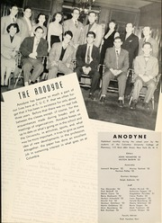 Page 69, 1951 Edition, Columbia University College of Pharmacy - Apothekan Yearbook (New York, NY) online yearbook collection