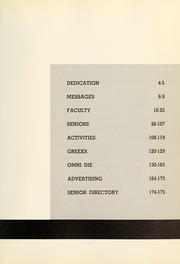 Page 7, 1963 Edition, Columbia University College of Pharmacy - Apothekan Yearbook (New York, NY) online yearbook collection