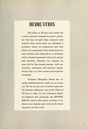 Page 9, 1963 Edition, Columbia University College of Pharmacy - Apothekan Yearbook (New York, NY) online yearbook collection