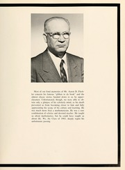 Page 15, 1965 Edition, Columbia University College of Pharmacy - Apothekan Yearbook (New York, NY) online yearbook collection