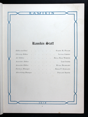 Page 15, 1918 Edition, Rochester Institute of Technology - Ramikin Yearbook (Rochester, NY) online yearbook collection