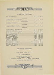 Page 16, 1921 Edition, Albany Law School - Verdict Yearbook (Albany, NY) online yearbook collection