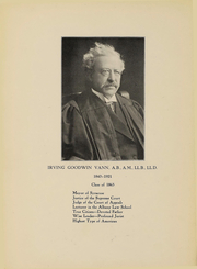 Page 17, 1921 Edition, Albany Law School - Verdict Yearbook (Albany, NY) online yearbook collection