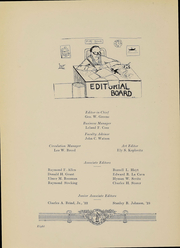 Page 7, 1921 Edition, Albany Law School - Verdict Yearbook (Albany, NY) online yearbook collection