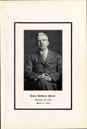 Page 11, 1922 Edition, Albany Law School - Verdict Yearbook (Albany, NY) online yearbook collection