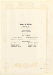 Page 11, 1923 Edition, Albany Law School - Verdict Yearbook (Albany, NY) online yearbook collection