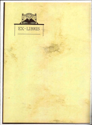 Page 2, 1923 Edition, Albany Law School - Verdict Yearbook (Albany, NY) online yearbook collection