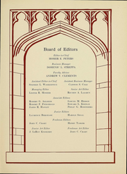 Page 5, 1931 Edition, Albany Law School - Verdict Yearbook (Albany, NY) online yearbook collection