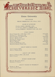 Page 9, 1931 Edition, Albany Law School - Verdict Yearbook (Albany, NY) online yearbook collection