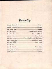 Page 11, 1943 Edition, St Marys Academy - Marian Yearbook (Ogdensburg, NY) online yearbook collection