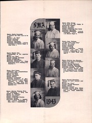 Page 17, 1943 Edition, St Marys Academy - Marian Yearbook (Ogdensburg, NY) online yearbook collection