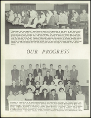 Page 12, 1951 Edition, St Marys Academy - Marian Yearbook (Ogdensburg, NY) online yearbook collection