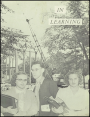 Page 13, 1951 Edition, St Marys Academy - Marian Yearbook (Ogdensburg, NY) online yearbook collection