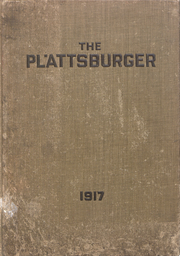 1917 Edition, Plattsburg Training Camp - Plattsburger Yearbook (Plattsburgh, NY)