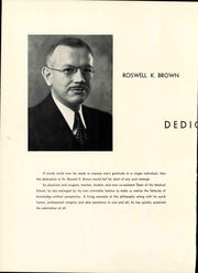 Page 10, 1951 Edition, University at Buffalo School of Dental Medicine - Reflector Yearbook (Buffalo, NY) online yearbook collection