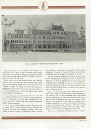 Page 13, 1939 Edition, New York Military Academy - Shrapnel Yearbook (Cornwall on Hudson, NY) online yearbook collection