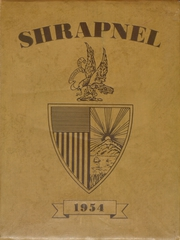 1954 Edition, New York Military Academy - Shrapnel Yearbook (Cornwall on Hudson, NY)