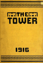 1916 Edition, Columbia University Teachers College - Tower Yearbook (New York, NY)