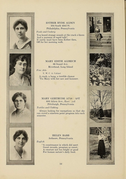 Page 11, 1919 Edition, Columbia University Teachers College - Tower Yearbook (New York, NY) online yearbook collection