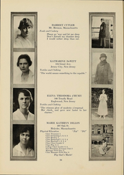 Page 17, 1919 Edition, Columbia University Teachers College - Tower Yearbook (New York, NY) online yearbook collection