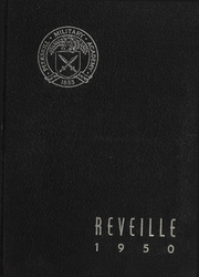 1950 Edition, Peekskill Military Academy - Reveille Yearbook (Peekskill, NY)