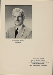 Page 11, 1957 Edition, Peekskill Military Academy - Reveille Yearbook (Peekskill, NY) online yearbook collection