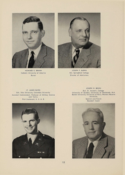 Page 15, 1957 Edition, Peekskill Military Academy - Reveille Yearbook (Peekskill, NY) online yearbook collection