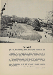 Page 7, 1957 Edition, Peekskill Military Academy - Reveille Yearbook (Peekskill, NY) online yearbook collection