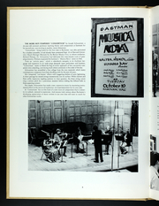 Page 12, 1972 Edition, Eastman School of Music - Score Yearbook (Rochester, NY) online yearbook collection