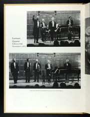 Page 14, 1972 Edition, Eastman School of Music - Score Yearbook (Rochester, NY) online yearbook collection
