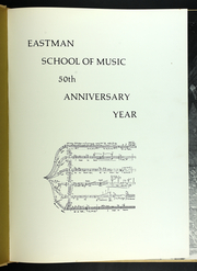 Page 5, 1972 Edition, Eastman School of Music - Score Yearbook (Rochester, NY) online yearbook collection