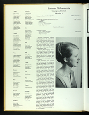 Page 8, 1972 Edition, Eastman School of Music - Score Yearbook (Rochester, NY) online yearbook collection
