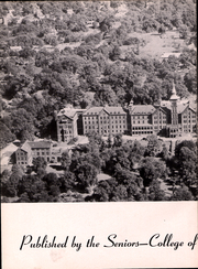 Page 5, 1948 Edition, College of Mount St Vincent - Parapet Yearbook (Bronx, NY) online yearbook collection