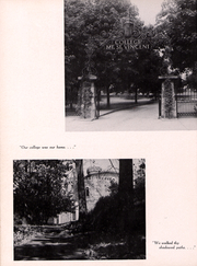 Page 9, 1948 Edition, College of Mount St Vincent - Parapet Yearbook (Bronx, NY) online yearbook collection