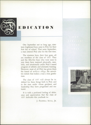 Page 8, 1957 Edition, Poly Prep Country Day School - Polyglot Yearbook (Brooklyn, NY) online yearbook collection