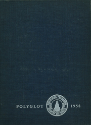 Page 1, 1958 Edition, Poly Prep Country Day School - Polyglot Yearbook (Brooklyn, NY) online yearbook collection