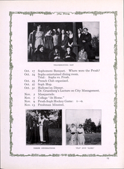 Page 14, 1918 Edition, William Smith College - Pine Yearbook (Geneva, NY) online yearbook collection